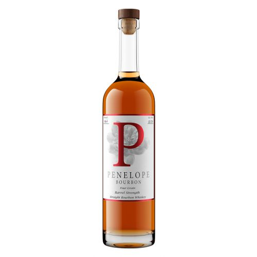Penelope Bourbon Barrel Strength 750ml