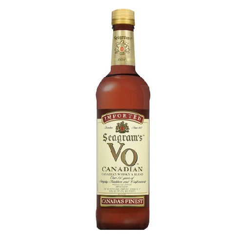 Seagram's VO Canadian Whisky 80 Proof 750ml