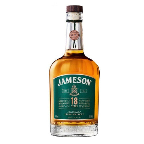 Jameson Bow Street Cask Strength 18 Year Old 750ml