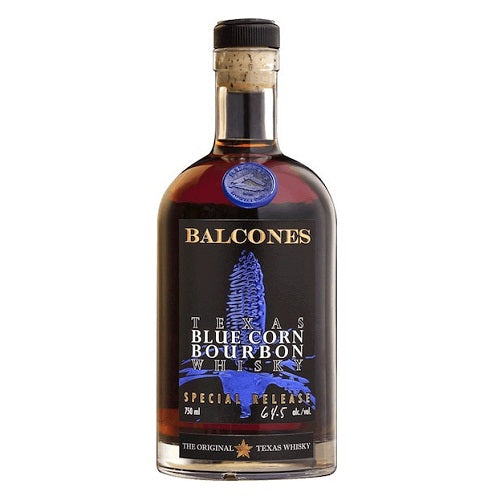 Balcones Texas Blue Corn Bourbon 750ml Shop Online For Home Delivery
