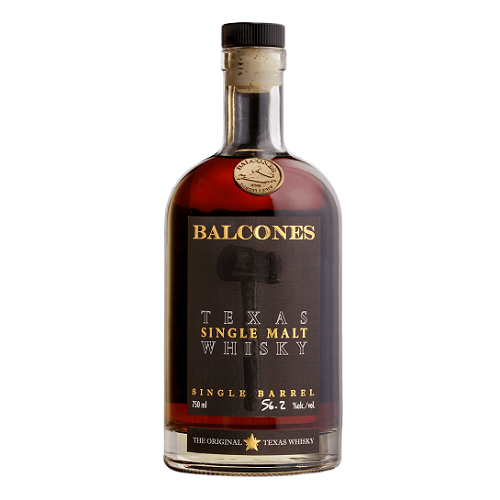 Balcones Texas Single Malt Single Barrel 750ml