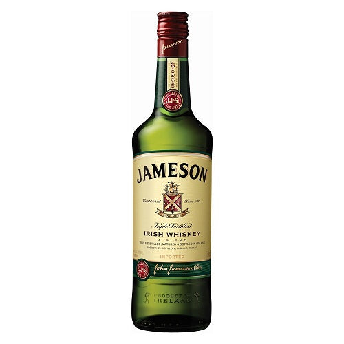 Jameson Irish Whiskey 80 Proof 750ml