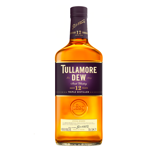 Tullamore Dew 12 Year Old Special Reserve 750ml