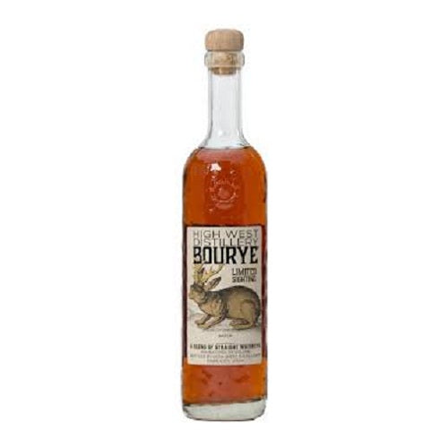 High West Bourye Whiskey 750ml Direct Delivery