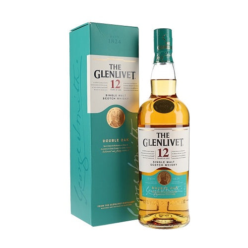 Glenlivet 12 Year Old Scotch Whisky 750ml