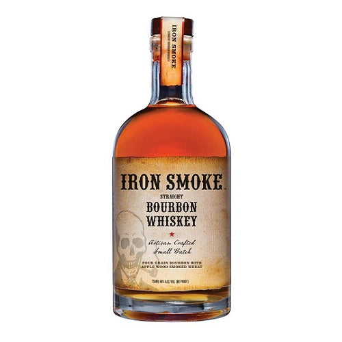 Iron Smoke Straight Bourbon Whiskey 750ml Liquor Delivered Direct