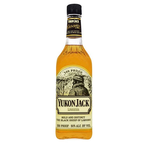 Yukon Jack 100 Proof Liqueur 750ml