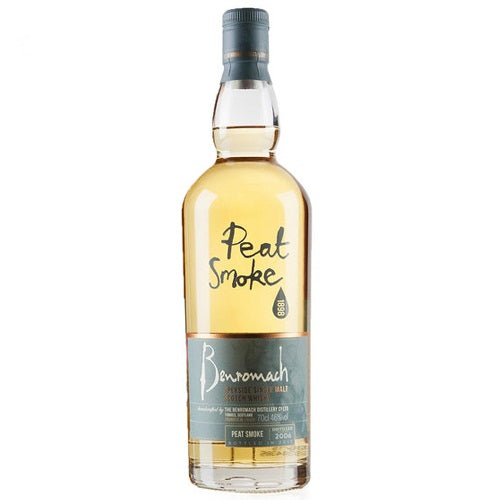 Benromach Peat Smoke Single Malt Scotch Whisky 750ml
