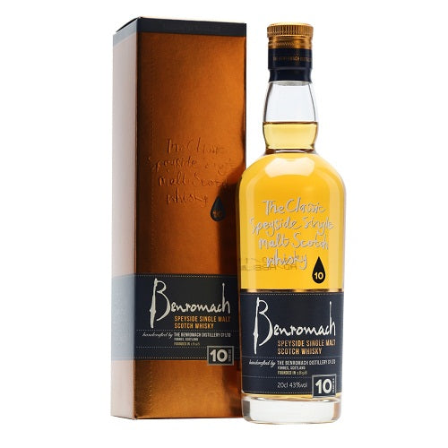 Benromach 10 Year Old 750ml