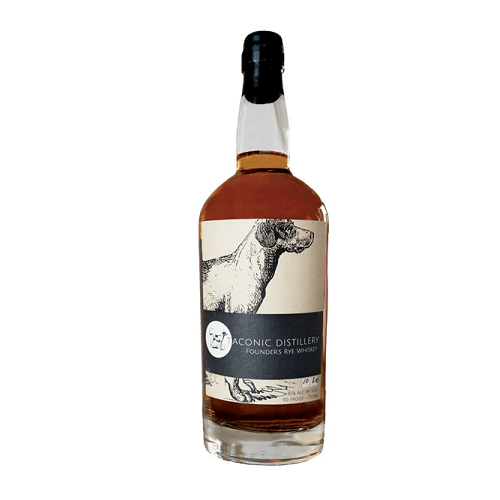 Taconic Distillery Founders Rye Whiskey 750ml