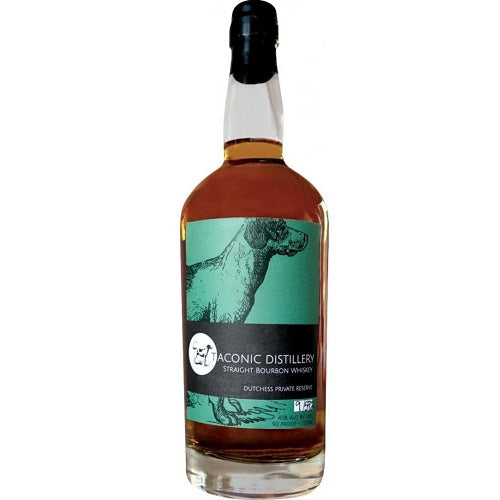 Taconic Distillery Dutchess Private Reserve Straight Bourbon Whiskey 750ml