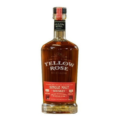 Yellow Rose Single Malt Pot Distilled 750ml