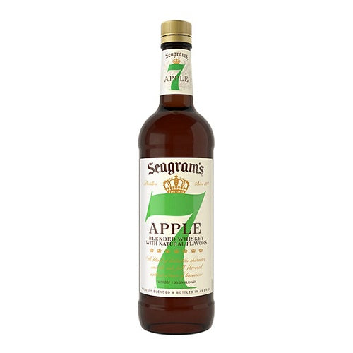 Seagram's 7 Crown Orchard Apple Whiskey | Liquor Delivered Direct