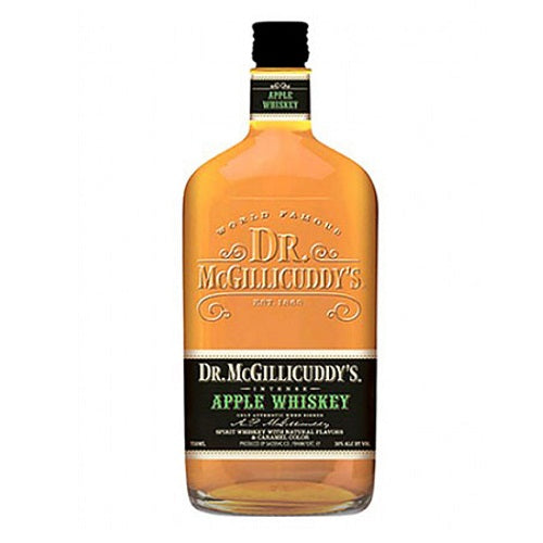 Dr. Mcgillicuddy's Apple Whiskey 750ml Home Delivery
