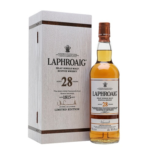 Laphroaig 28 Year Old 750ml