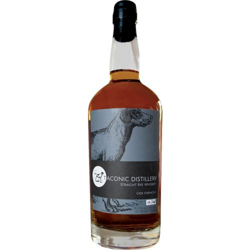 Taconic Distillery Cask Strength Straight Rye Whiskey 750ml