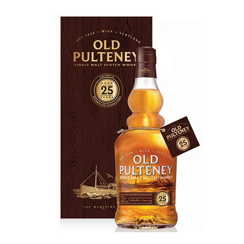 Old Pulteney 25 Year Old 750ml