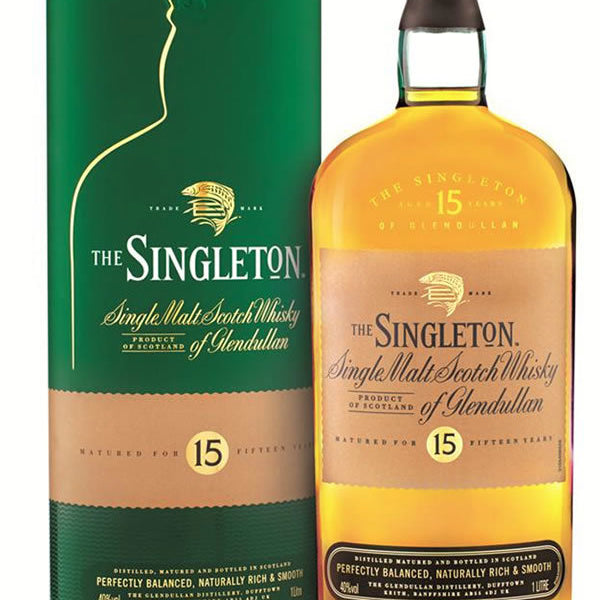 The Singleton 15 Year Old Single Malt Whisky Home Delivery