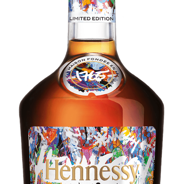 Hennessy VS Cognac Artist Series, Limited Ed. Buy Online Home Delivery