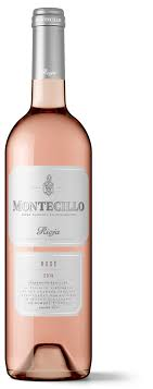 2018 Montecillo Rose Wine From Spain Home Delivery