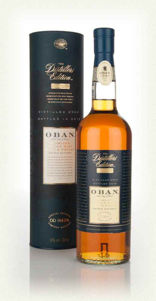 Buy Online Oban 2000 Scotch Single Malt Whisky Home Delivery