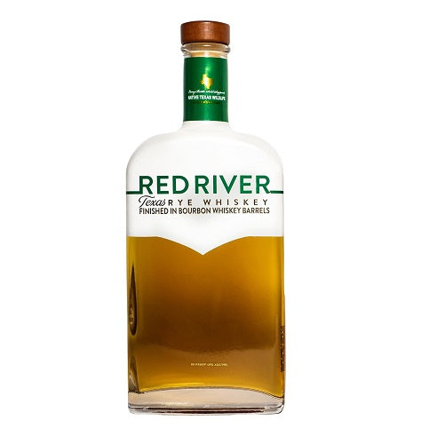 Red River Texas Bourbon and Rye 750ml