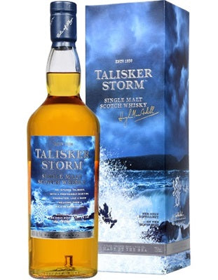 Talisker Storm Scotch Single Malt Whisky Home Delivery