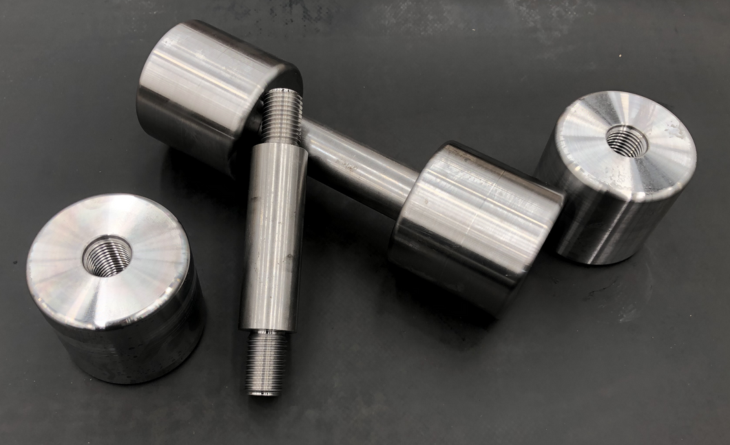 Dumbbells with Handles (Pair)