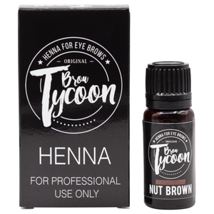 BROW TYCOON HENNA COLOURS