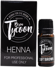 Load image into Gallery viewer, BROW TYCOON HENNA COLOURS