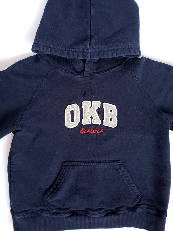 Vintage OshKosh Blue Sweatshirt | 5