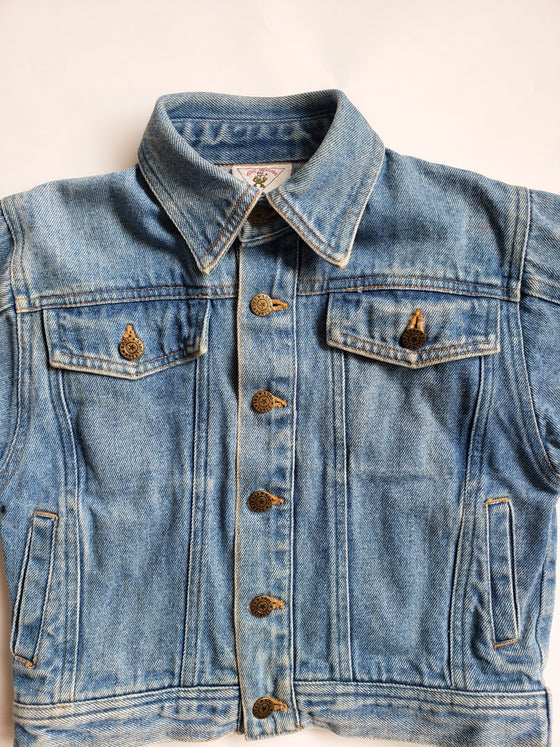 Vintage Denim Jacket | 5