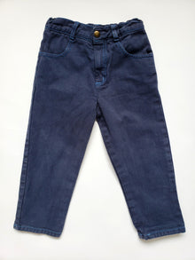 Vintage Guess Dark Blue Jeans | 4