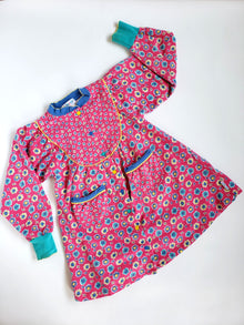 Vintage Gymboree Floral Dress | 6