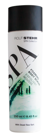 RS SPA Collection - Foaming Body Scrub 250ml