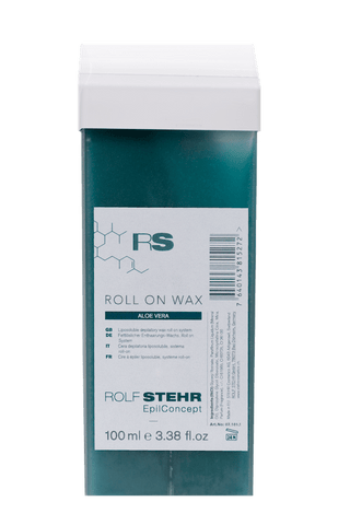 RS EpilConcept - Roll on Wachspatrone Aloe Vera 100 gr.