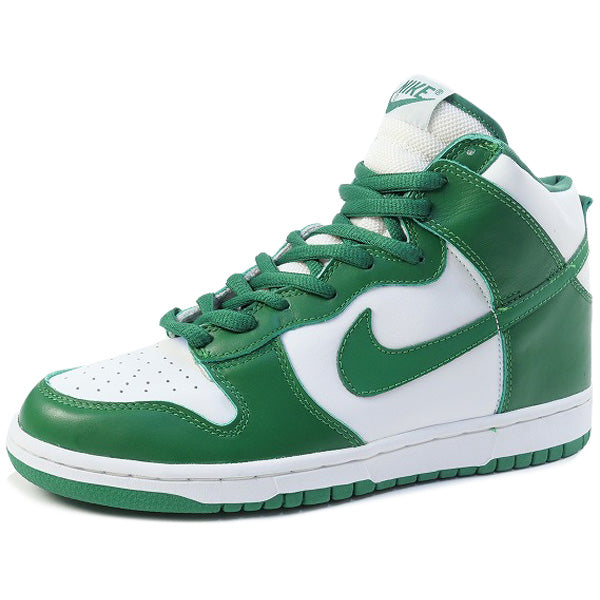 NIKE ナイキ DUNK HIGH WHITE/CETIC 304717-131 2002年モデル スニーカー 緑 Size【27.0cm】 【新古品・未使用品】