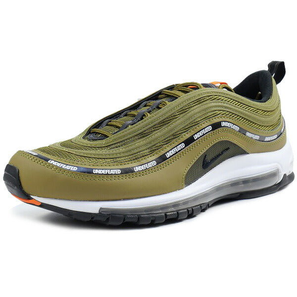NIKE ナイキ ×UNDEFEATED アンディフィーテッド AIR MAX 97 / UNDFTD DC4830-300 スニーカー オリーブ Size【27.5cm】 【中古品-ほぼ新品】【中古】
