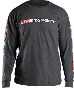 LIVETARGET Long Sleeve T-Shirt