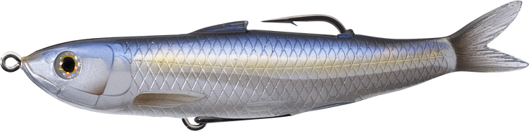 162 Metallic Blue Shiner