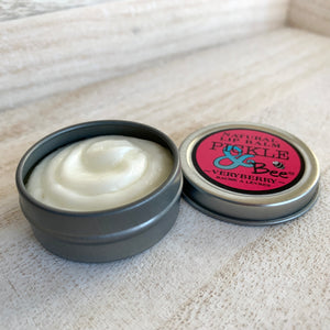 Natural Lip Balm - VeryBerry