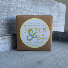Load image into Gallery viewer, Zero-Waste Conditioner Bar - Vanilla Citrus
