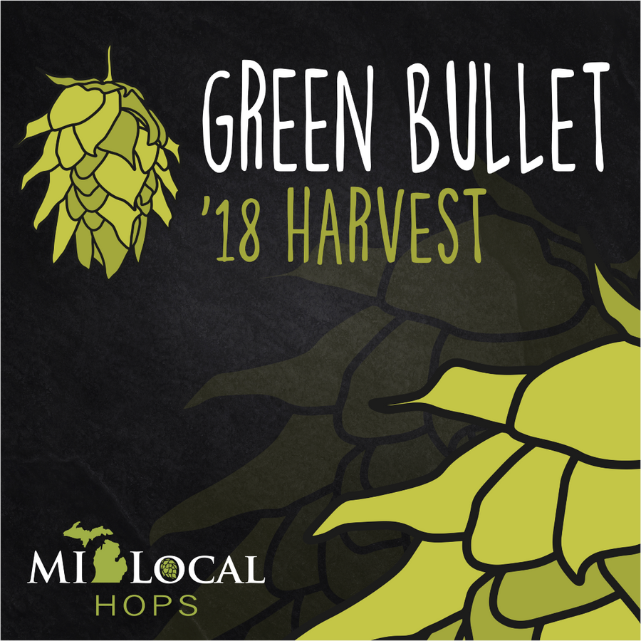 Green Bullet - 2018 - ON SALE