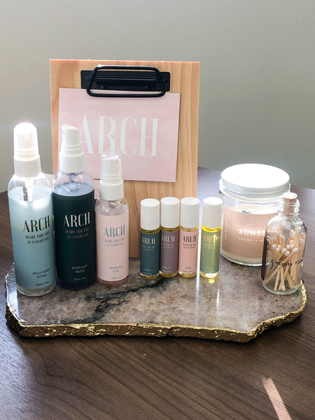 ARCH essential oil line