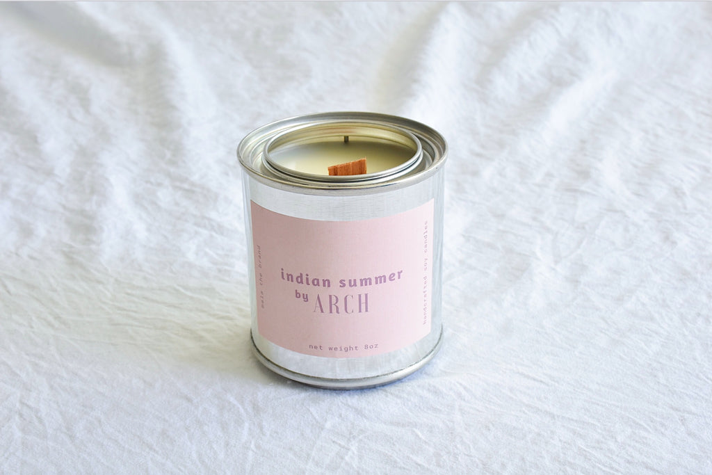 Indian Summer Candle x Mala the Candle collaboration