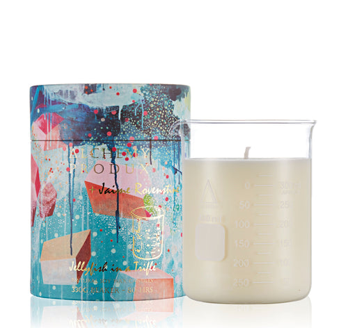 330gram Beaker Candle - Sea of Sage
