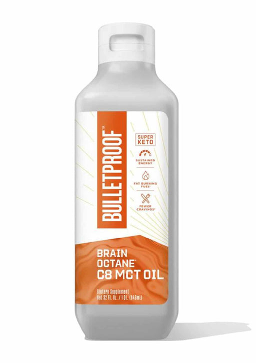 Bulletproof Brain Octane C8 MCT Oil 948 mL