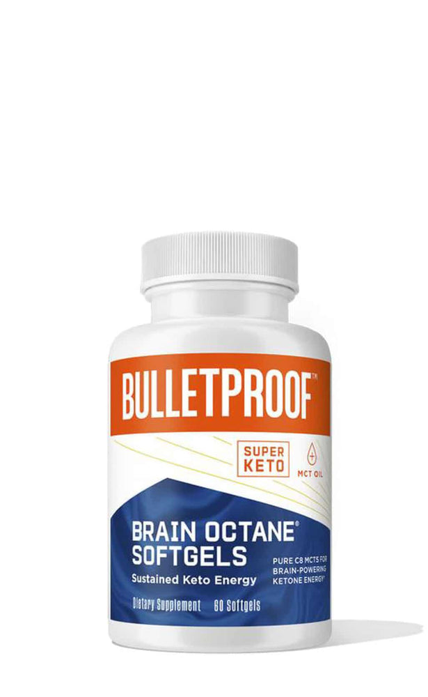 Bulletproof Brain Octane Softgels