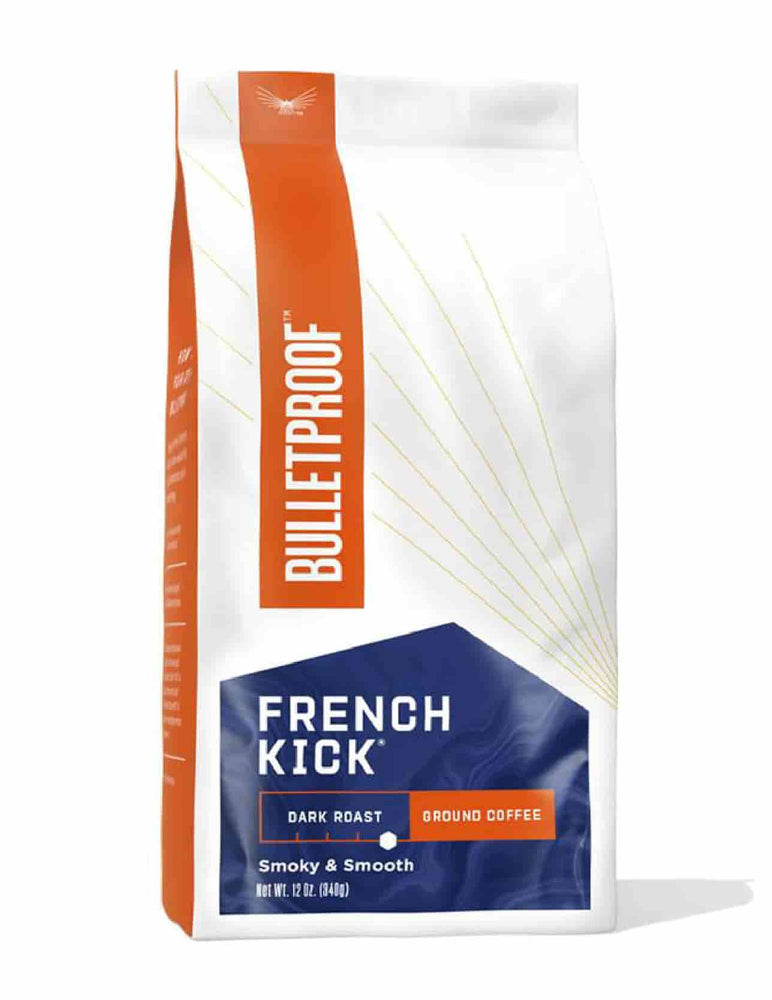 Bulletproof Coffee French Kick Ground