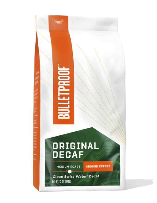 Bulletproof Coffee Original Decaf Ground